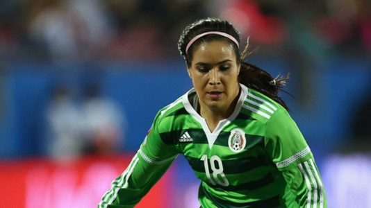 Tanya Samarzich Mexico CONCACAF Women's Qualification