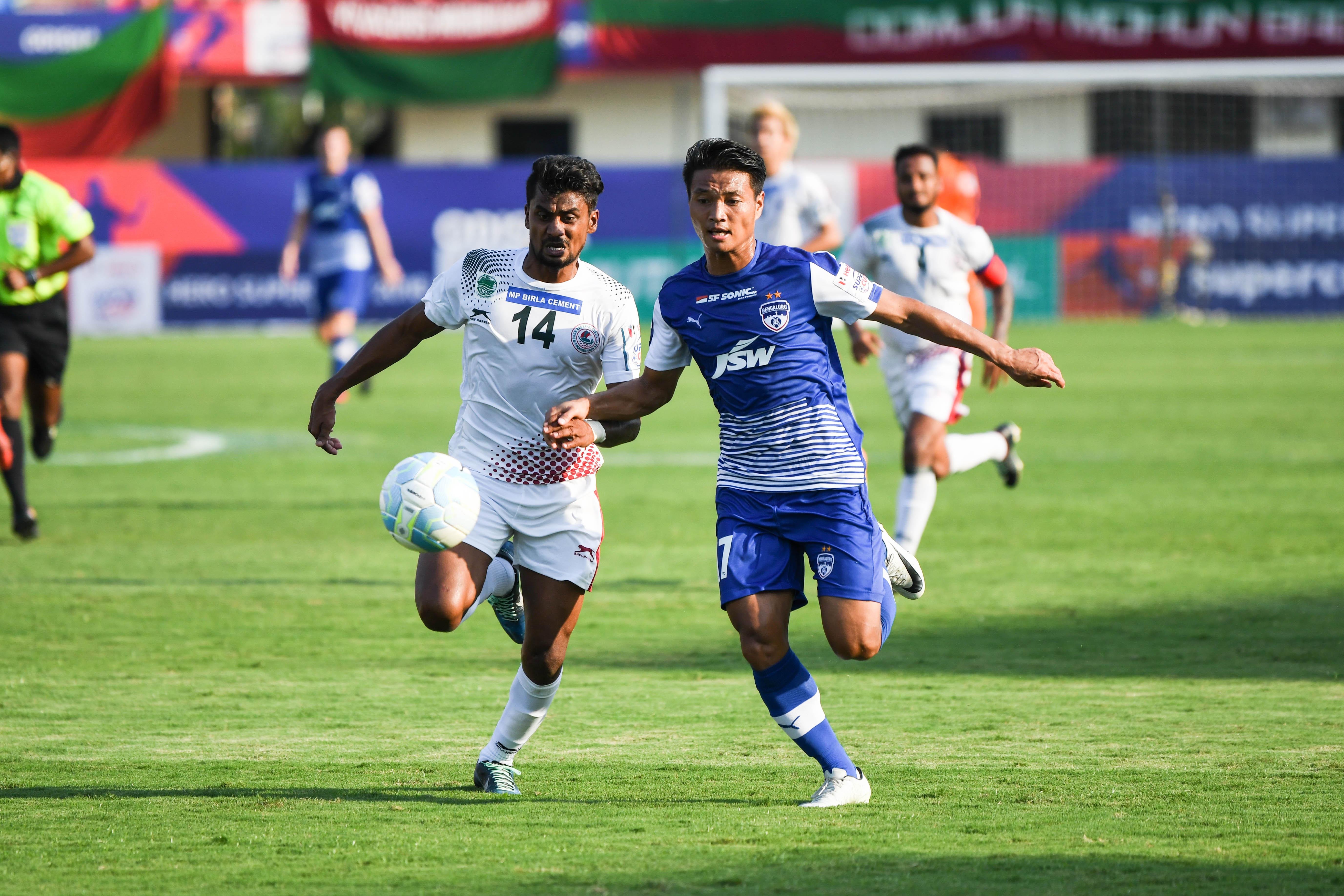 Bengaluru FC Mohun Bagan Super Cup 2018