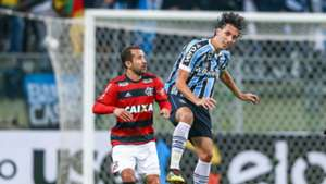 Geromel Everton Ribeiro Gremio Flamengo Copa do Brasil 01082018