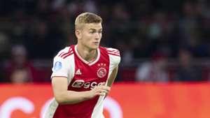 Matthijs de Ligt, Ajax, 09152018