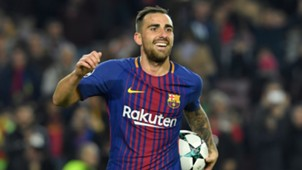 Paco Alcacer FC Barcelona 05122017