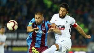 Burak Yilmaz Egemen Korkmaz Trabzonspor Erzurumspor 10222018