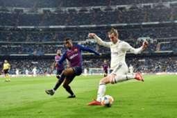 Gareth Bale VS Barcelona