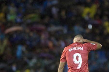 Benzema Melilla Real Madrid Copa del Rey