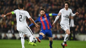 Lionel Messi Barcelona Champions League
