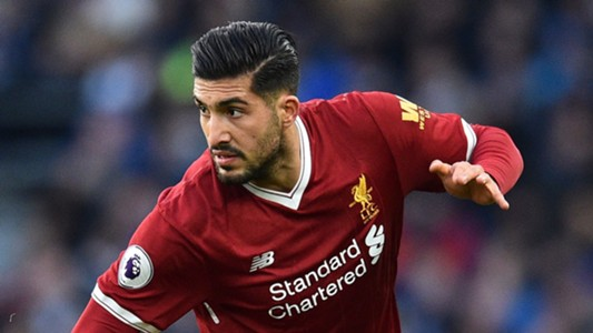 Emre Can - Liverpool