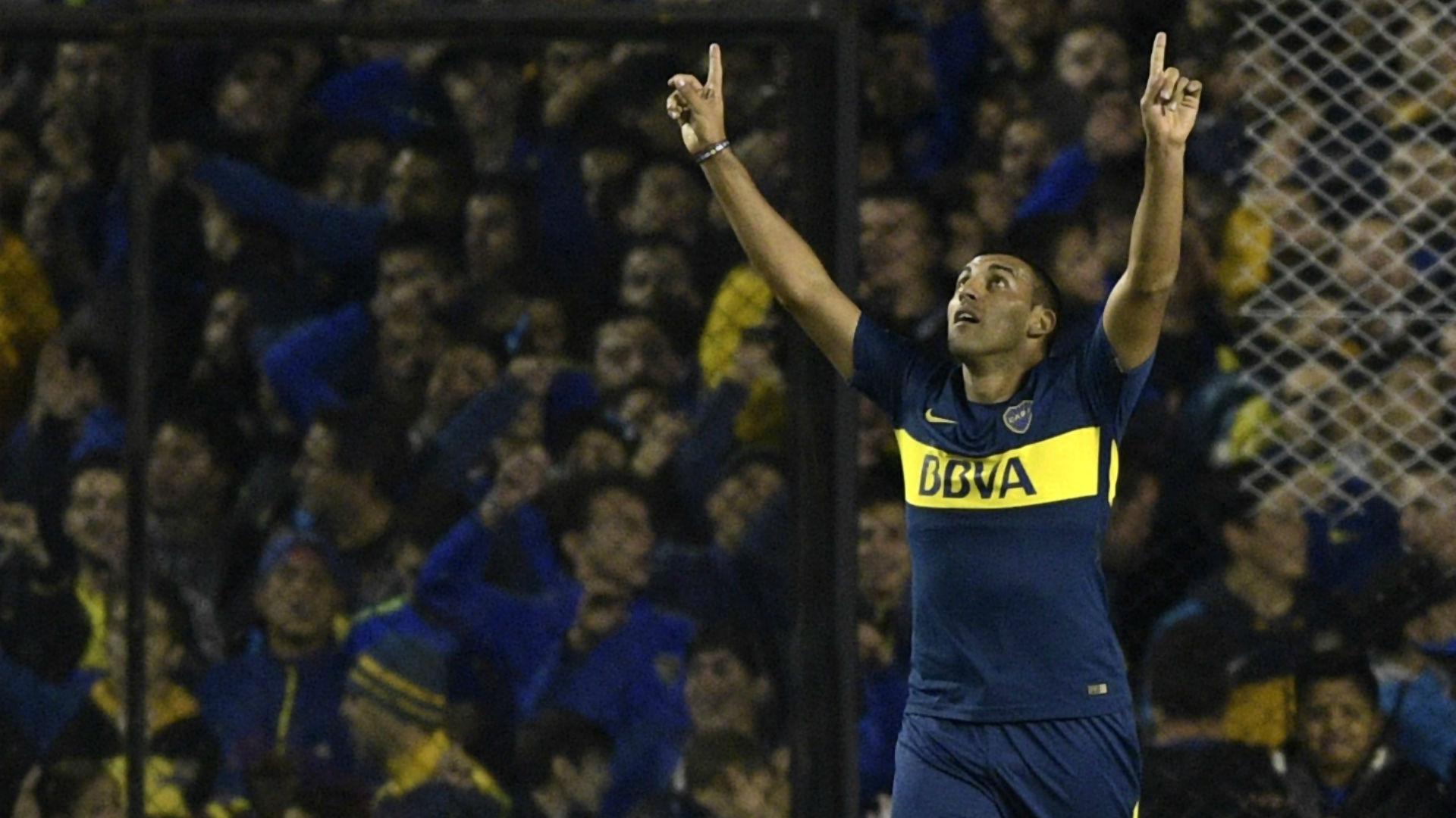 Ramon Wanchope Abila Boca Alianza Lima Copa Libertadores 16052018