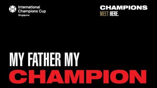 International Champions Cup 2018 promo