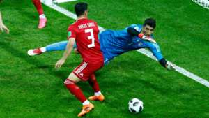 Alireza Beiranvand Iran World Cup