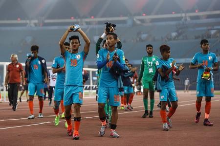 India U17 Ghana U17