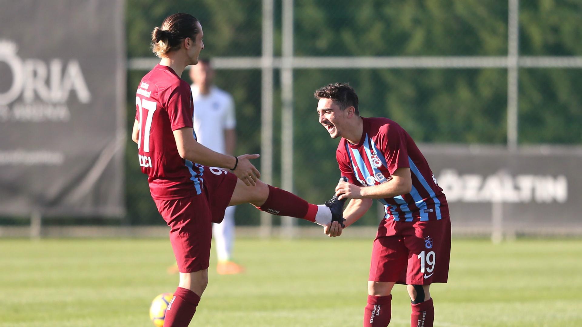 Yusuf Yazici Abdulkadir Omur Trabzonspor Luftetari 01092018