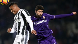 Alex Sandro Gil Dias Fiorentina Juventus