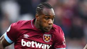 Michail Antonio West Ham 2018-19