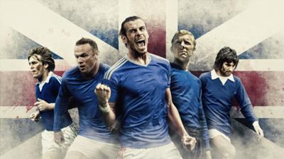 Top 20 British Players GFX