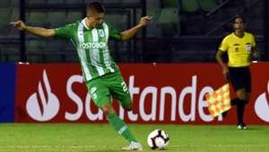 Juan Pablo Ramirez Atlético Nacional Copa Libertadores 2019
