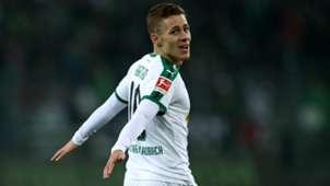 Borussia Mönchengladbach Thorgan Hazard 25112018