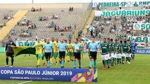 Palmeiras x Galvez - Copinha - 13/01/2019
