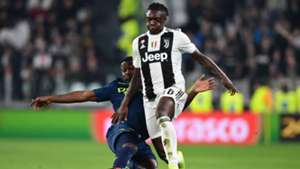 Moise Kean Juventus Udinese Serie A