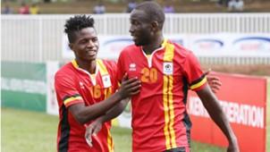 Uganda v South Sudan Cecafa