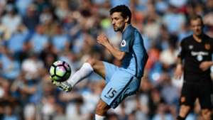 Jesus Navas, Manchester City
