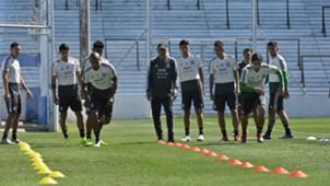 México entrenamiento Belgrano