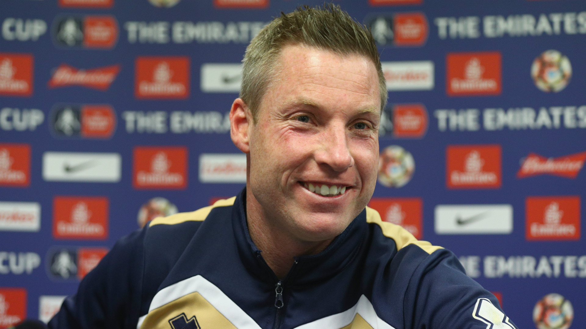 Neil Harris Millwall FA Cup