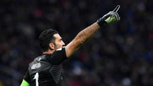 Buffon Sweden Italy World Cup play-off 11132017