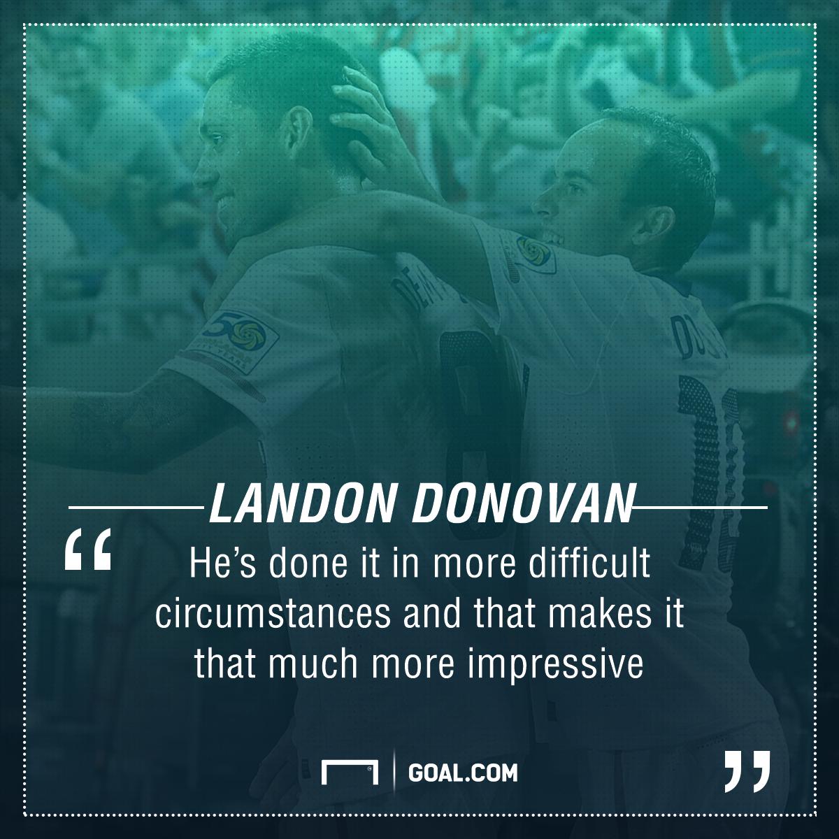 Donovan Dempsey quote PS