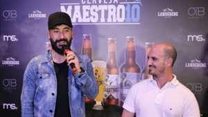 Douglas Grêmio e Mário Bini diretor comercial MS+ Sports 29 06 17