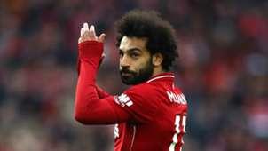 Mohamed Salah Liverpool vs Tottenham Premier League 2018-19