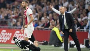 Mitchell Dijks, Marcel Keizer, Ajax, Europa League, 08172017