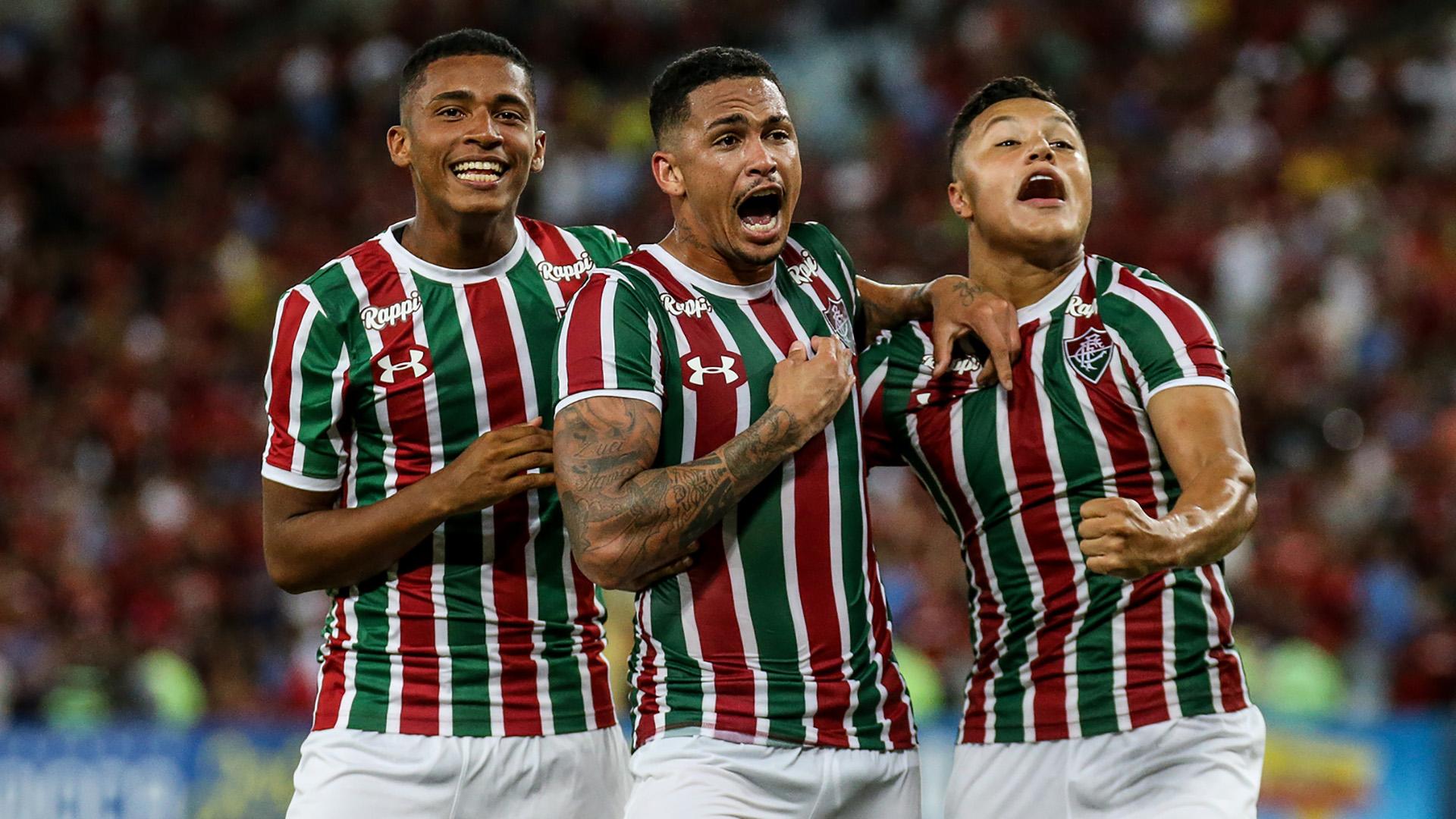 Luciano Flamengo Fluminense Carioca 14022019