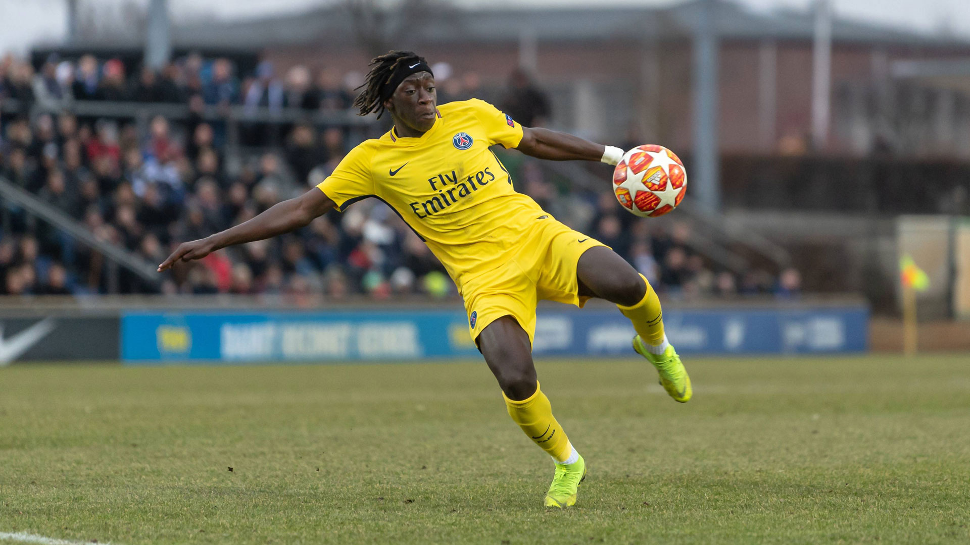 Tanguy Coulibaly refuse un contrat pro — PSG