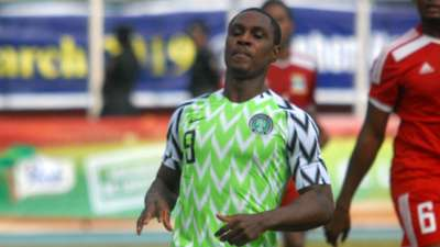 Odion Ighalo - Nigeria vs Seychelles