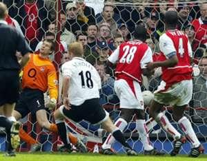 Paul Scholes Manchester United Arsenal