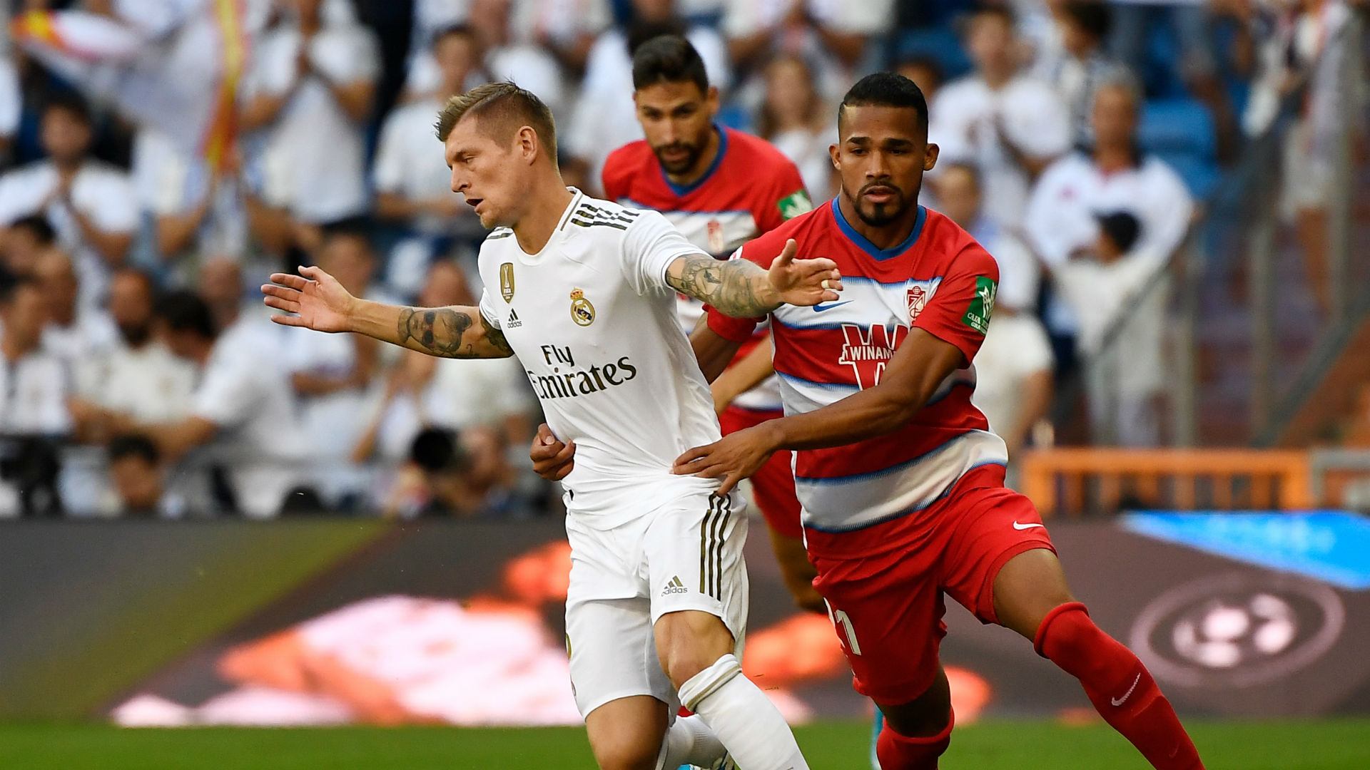 Kroos Real Madrid Granada 05102019