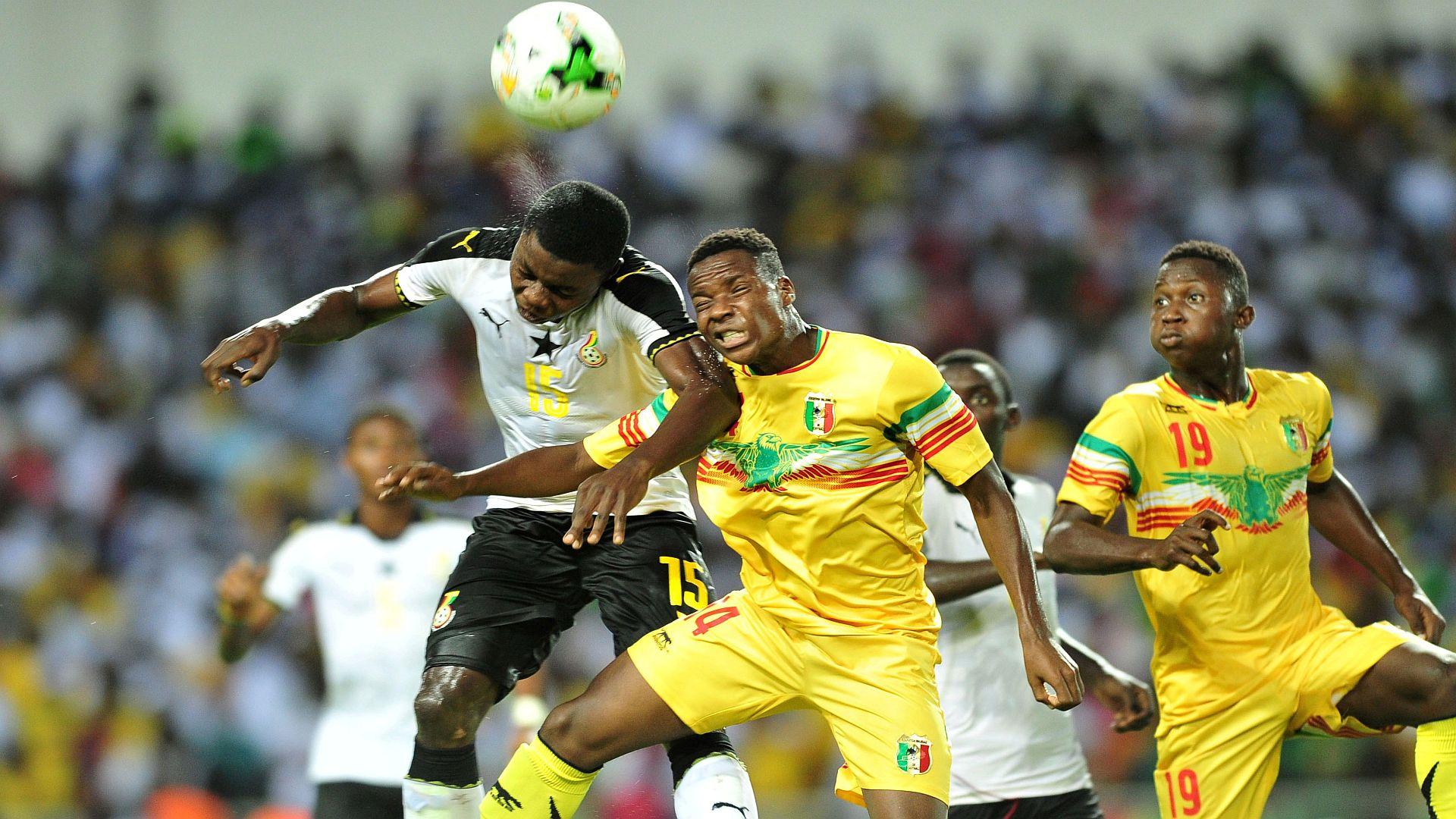 Ghana U17 v Mali U17