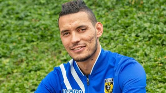 Oussama Darfalou, Vitesse 06062018