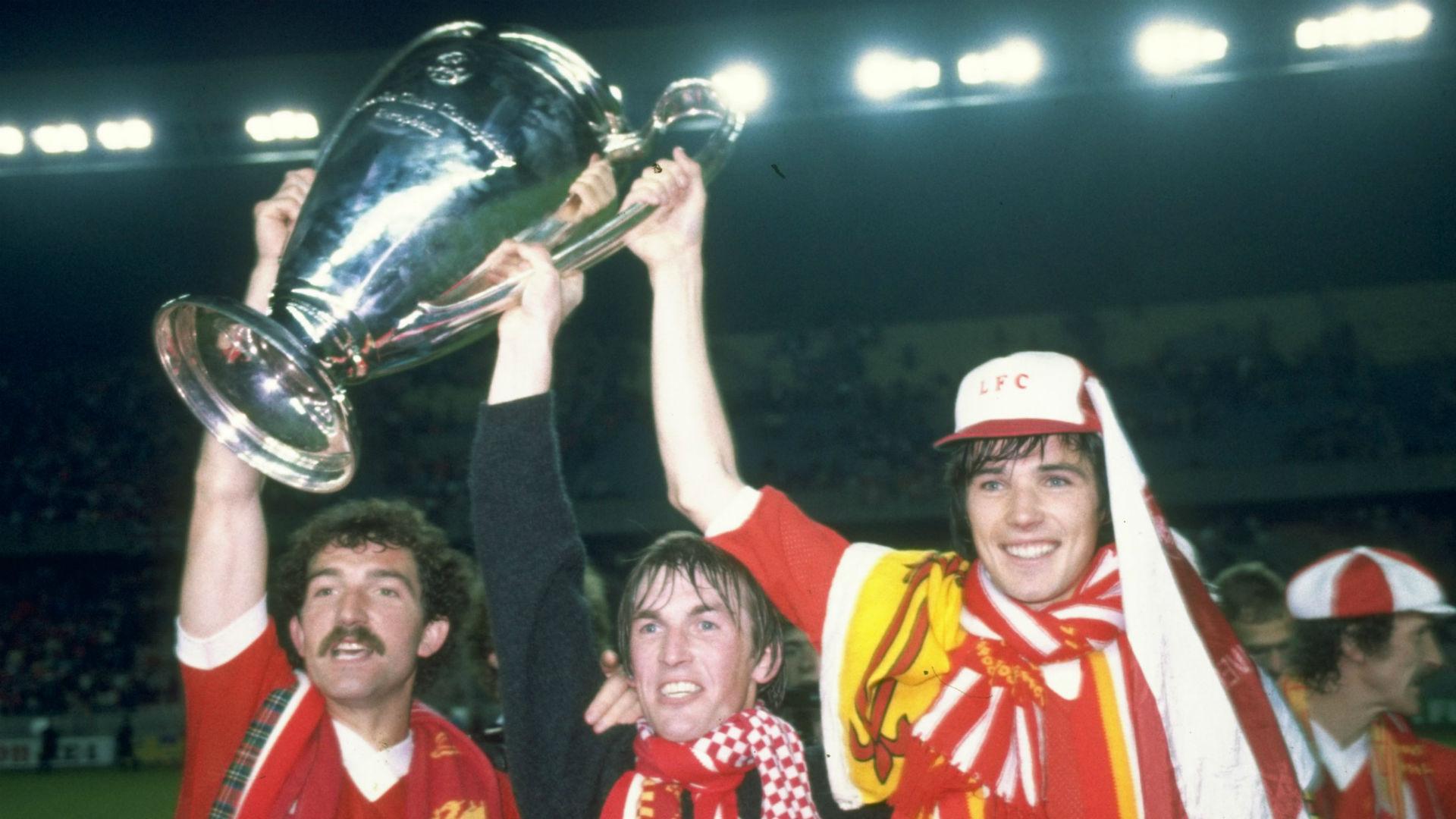 Graeme Souness Kenny Dalglish Alan Hansen Liverpool European Cup 1981