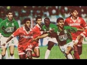 Nacional - América Copa Libertadores Miami 1991