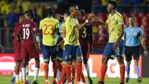 Colombia victoria sobre Qatar Copa América 2019