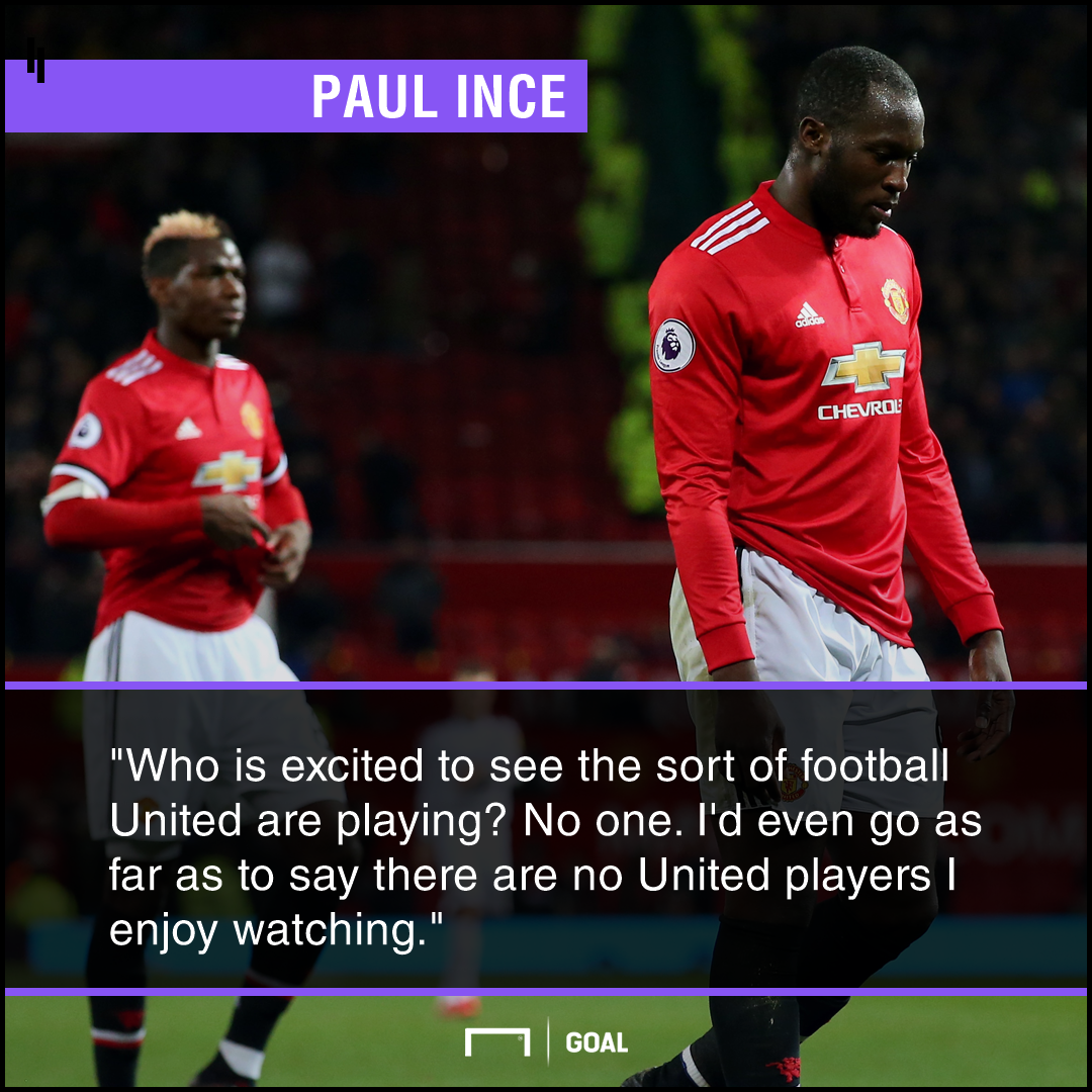 Manchester United no enjoyable players Paul Ince