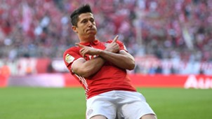 Robert Lewandowski FC Bayern 08042017