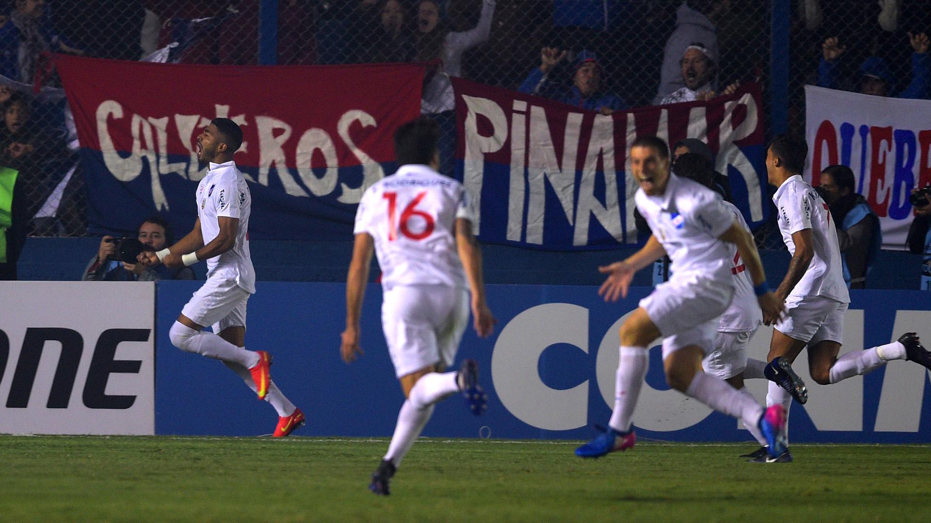Nacional Montevideo Chapecoense Libertadores 27042017