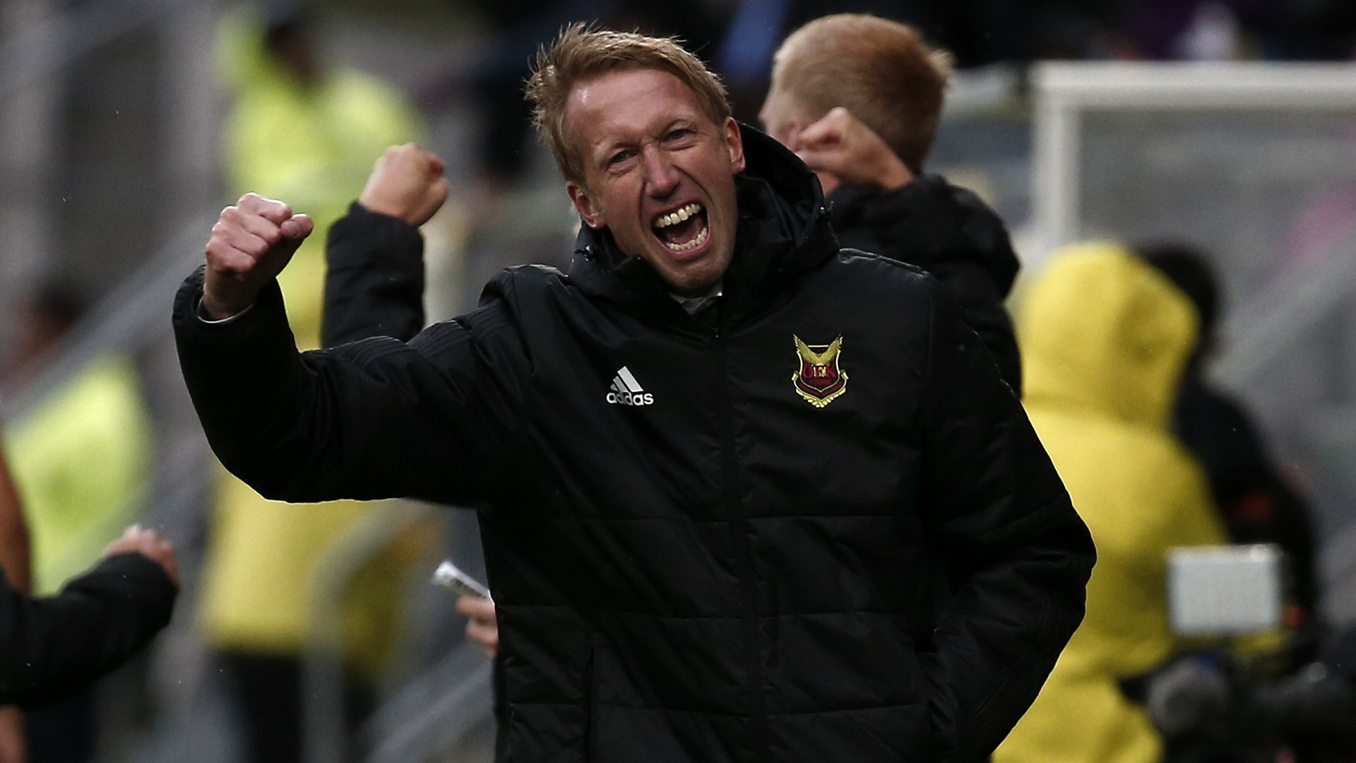 Graham Potter Ostersunds