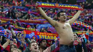 Steaua Bucharest Champions League