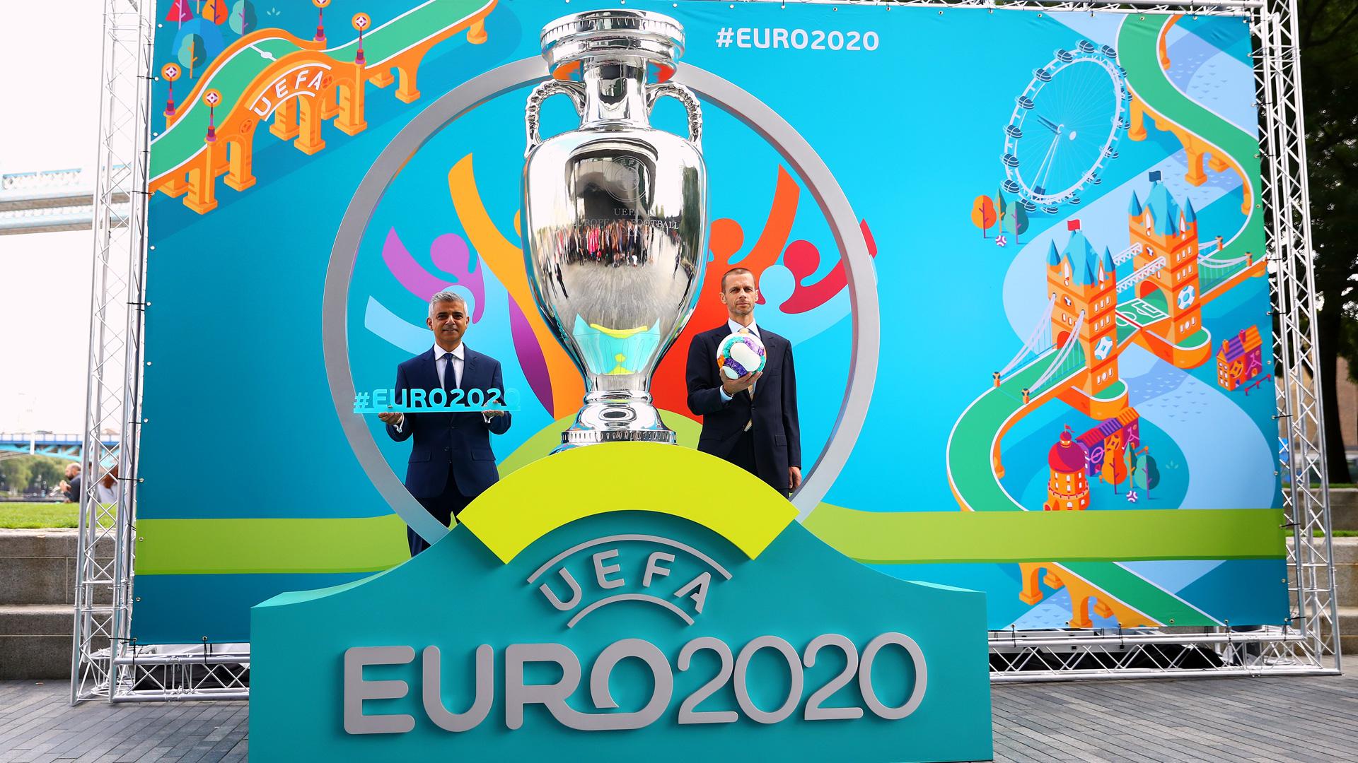Mundial Rusia 2020 Calendario.Clasificacion Para La Eurocopa 2020 Cuando Empieza Calendario