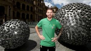 Martin Boyle Socceroos