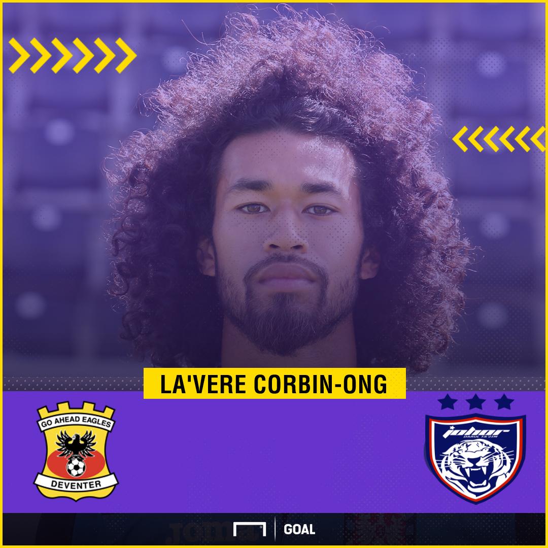 GFX La'Vere Corbin-Ong