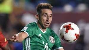 Hector Herrera Mexico